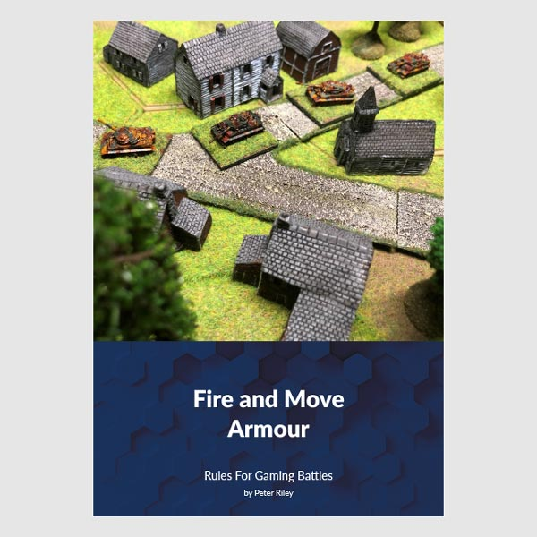 Fire and Move Armour